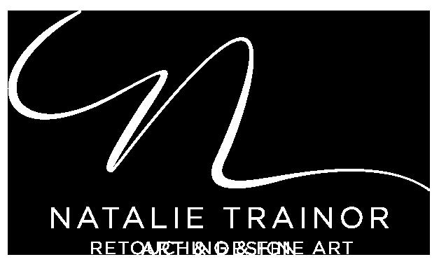 Natalie Trainor white logo