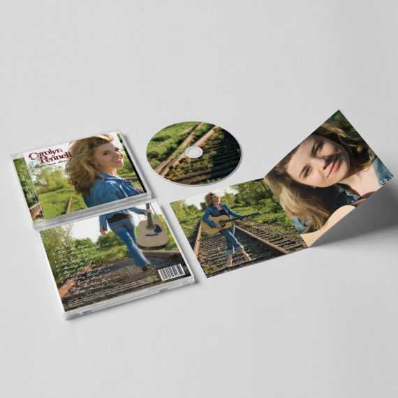 album cover and booklet