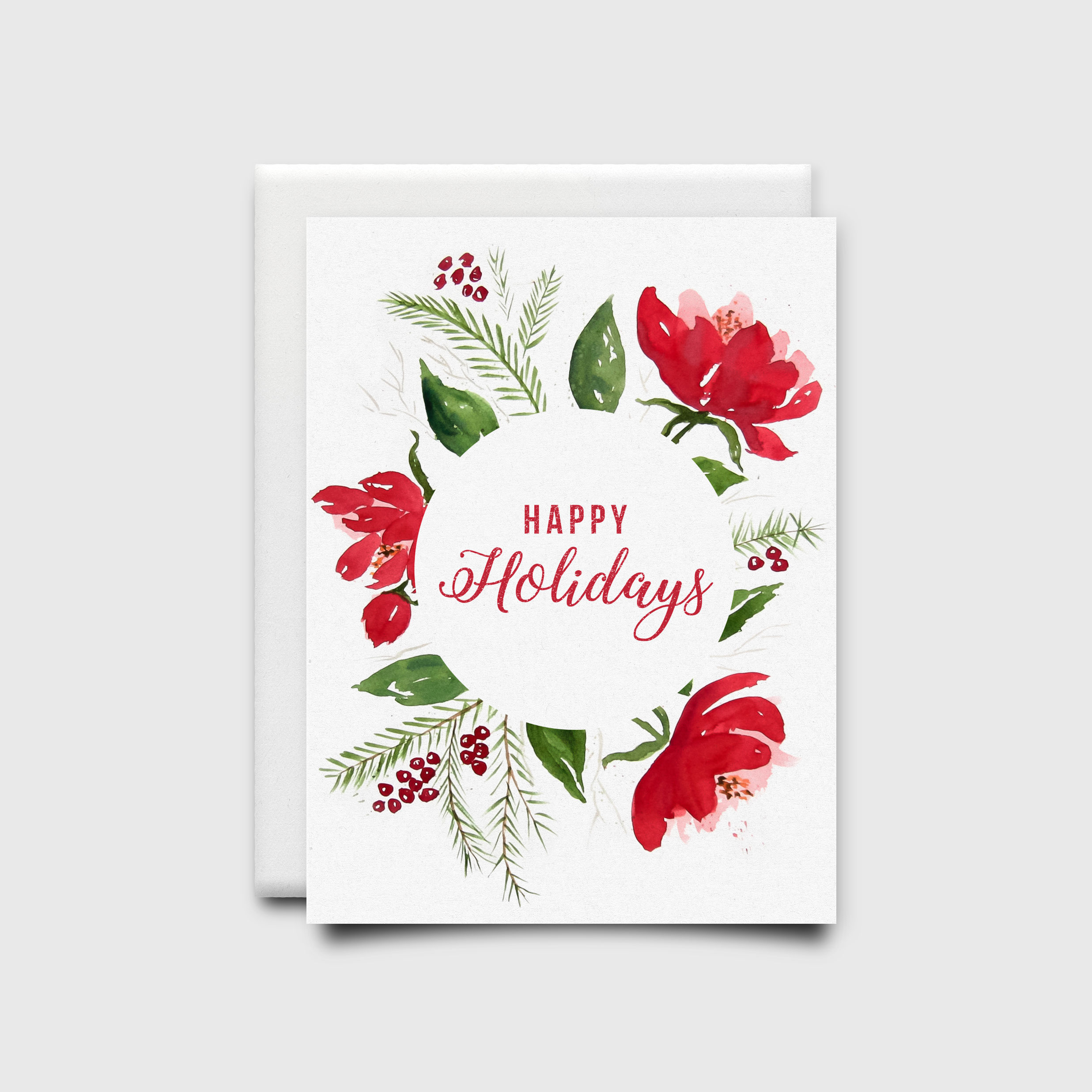 NatalieTrainor_Shop_Xmas Stationery Flower